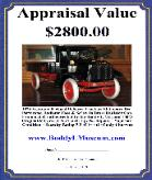 buddy l toys identification, how to date a buddy l truck, how to identify antique toys buying toy collections buying antique buddy l trucks