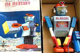 antique toy appraisals japanese space toys, alps robots appraisals,  buddy l dump truck prices, buddy l fire trrucks,  robots space toys buddy l trucks
