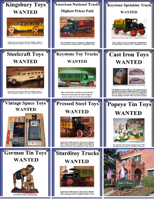 Buddy L Toys Price Guide Buddy L Toys Value Guide Buddy L Toys Reference Guide Buddy L Truck Value Buddy l Toys For Sale Buddy L Truck Facebook